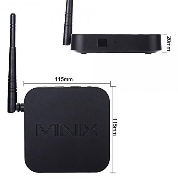 סטרימר Minix NEO Z64 Android סטרימר Minix NEO Z64 Android   קופסת טלויזיה חכמה