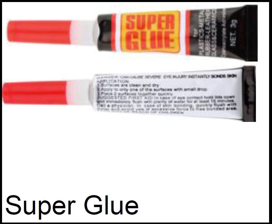 Super Glue דבק מהיר
