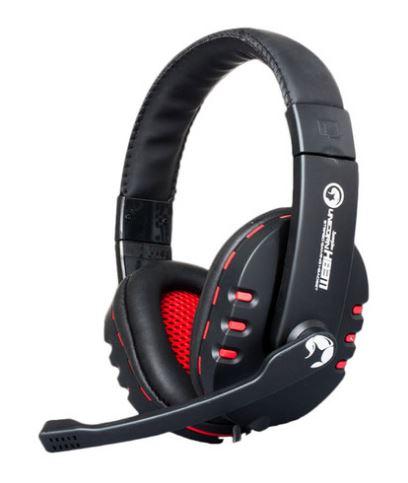 אוזניות גיימינג Marvo Gaming Headset Scorpion H8311