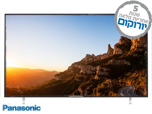 טלוויזיה Panasonic TH50CX400 4K 50 אינטש פנסוניק