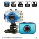 מצלמת ספורט אקסטרים HD נגד מים עד 10M -מסך מגע 2.0