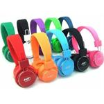 אוזניות בלוטוס NIA -X2 מתקפלות בצבעים