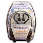 אוזניות ספורט+אוזנית צוואר EM-B738