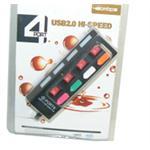 מפצל USB 4 PORT
