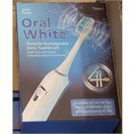 מברשת שיניים חשמלית נטענת אורל  - Oral-White
