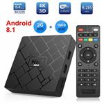סטרימר HK1 MINI Android 8.1 Smart TV BOX  אנדרואיד 8.1