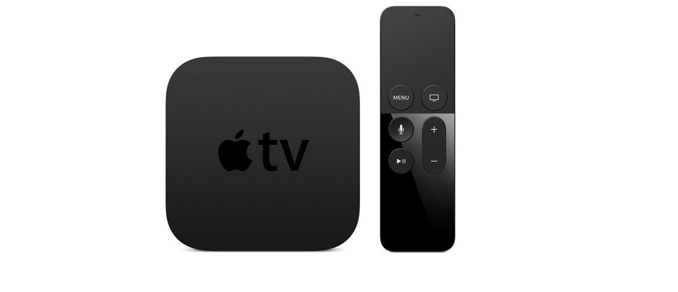 סטרימר Apple TV 4K 32GB MQD22HB/A