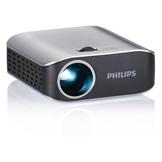 מקרן Philips PPX2055 DLP פיליפס