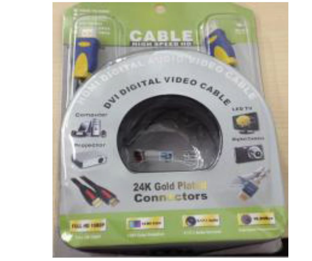Cabel HDMI-HDMI in Blister