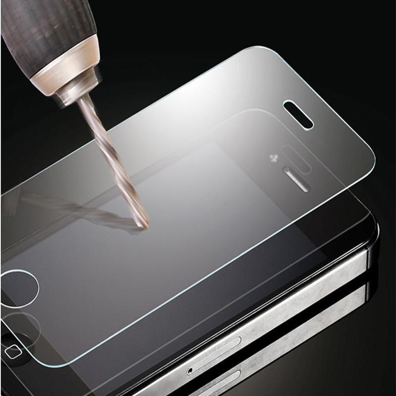 מגן מסך זכוכית לאייפון 5