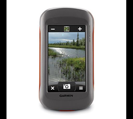 מערכת ניווט Garmin Montana 650 GPS