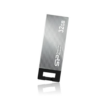 זכרון נייד SILICON POWER TOUCH 835 USB 2.0 32GB - מתאים במיוחד למחזיק מפתחות