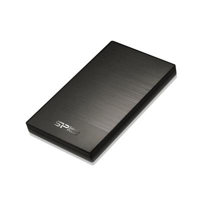 כונן קשיח חיצוני Silicon Power External Hard Drive D05 500GB - משלוח חינם עם שליח