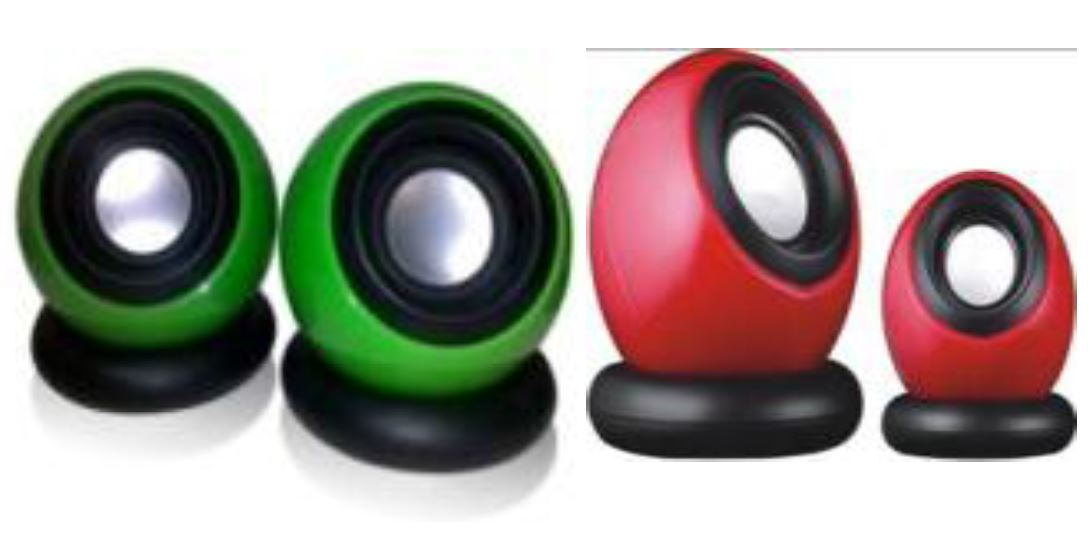 Speaker Ball with Stand