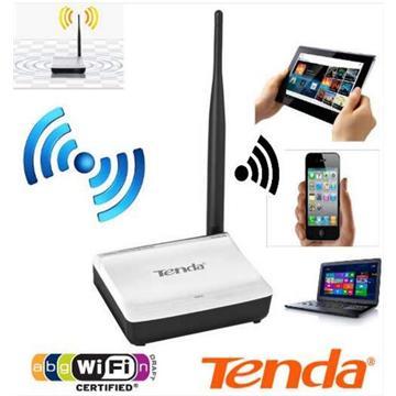 TENDA A3 ACCESSPOINT - חיבור אינטרנט קווי לאלחוטי ACCESSOINT