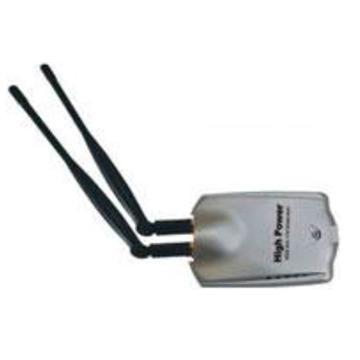 BL-LW06-2 כרטיס אלחוטי USB 300M עם 2 אנטנות חזקות במיוחד