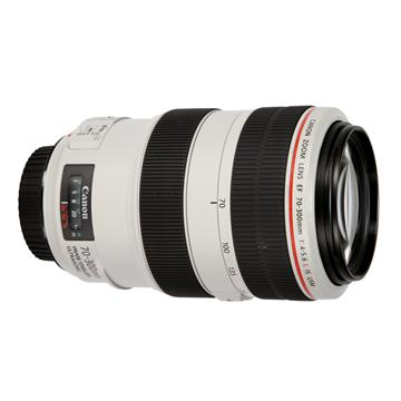 עדשה Canon EF 70-300mm f/4-5.6L IS USM קנון