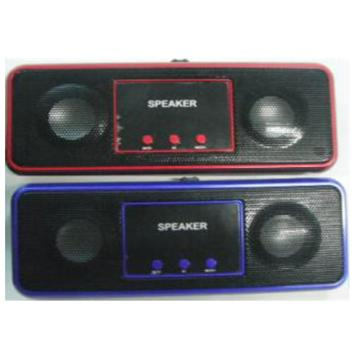 Speaker «Digital Screen» with BLUETOOTH