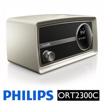 שעון מעורר דיגיטלי Philips ORT2300C פיליפס