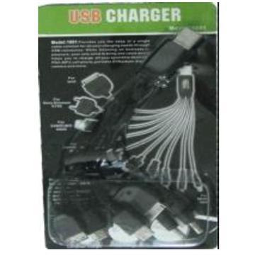 Multi charger cabel  (10 pcs)