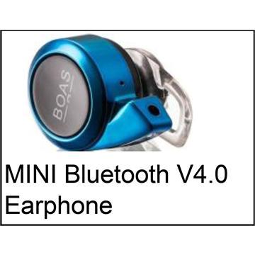 MINI Bluetooth V4.0 Earphone דיבורית בלוטוס