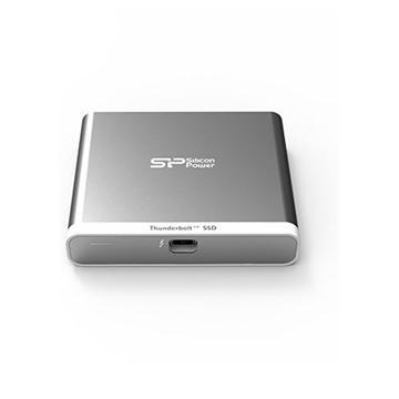 כונן קשיח חיצוני SILICON POWER THUNDERBOLT T11 EXTERNAL SSD  120GB