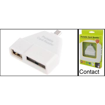 Card Reader Micro USB for Smart phone and Tablet