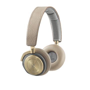 אוזניות אלחוטיות יוקרתיות מעוצבות עם מסנן רעשים אקטיבי Beoplay H8