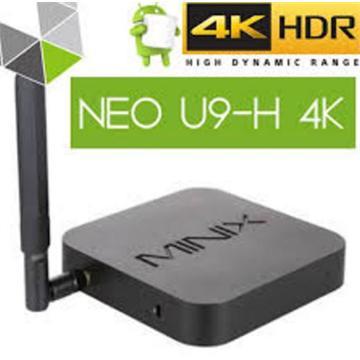סטרימר Minix NEO -U9-H  קופסת טלויזיה חכמה