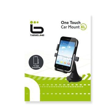 זרוע לטלפון אוניברסלית לניידים לרכב - כל סוגי הניידים - זרוע ONE TOUCH XL לרכב