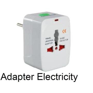 Adapter Electricity מתאם חשמל בינלאומי