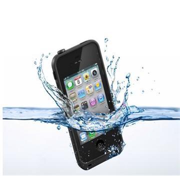 כיסוי נגד אבק/מים BASELINE אייפון 4