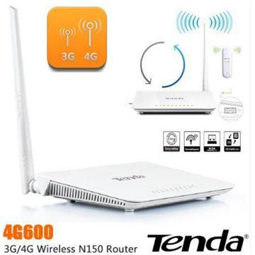 נתב למודם סלולרי TENDA 4G600
