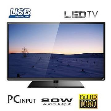 טלוויזיה 49'' FULL HD מבית TOSHIBA 49L3750
