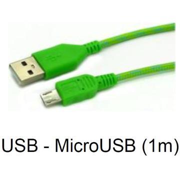 USB - MicroUSB -1m