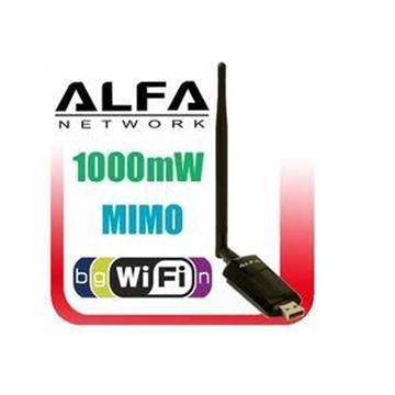 כרטיס רשת ALFA NETWORK AWUS036NEH