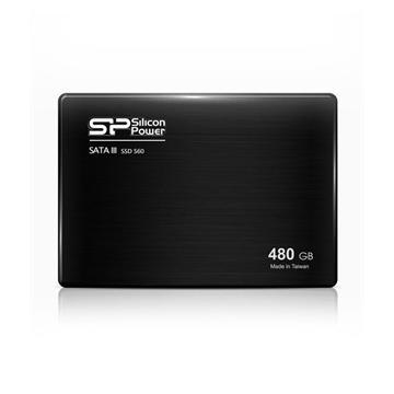 SILICON POWER SLIM S60 SATA3 SSD 120