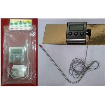 טרמומטר מד חום דיגיטלי עד 250 מעלות