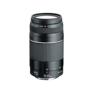 עדשה Canon EF 75-300mm f/4.0-5.6 III USM קנון
