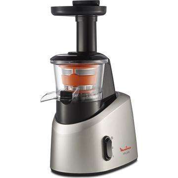 מסחטת מיצים איטית לירקות ופירות הדר וקשים MOULINEX Slow Juicer דגם ZU255B27