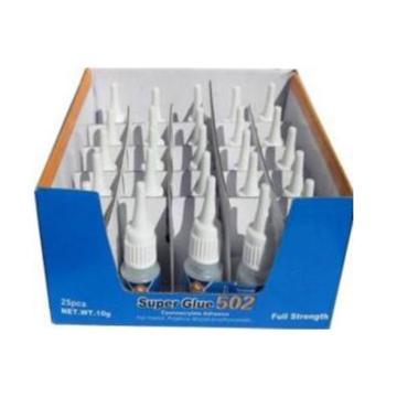 Super Glue 502 דבק מהיר רב שימושי חזק במיוחד