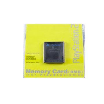 Memory Card for PS2-8 MB כרטיס זיכרון סוני פלייסטיישן 2 8MB