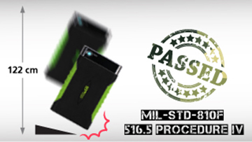 כונן קשיח חיצוני Silicon Power External Hard Drive A15 500GB