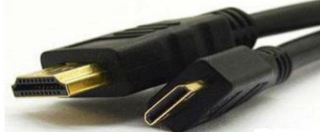 Cable HDMI - Mini HDMI 1m