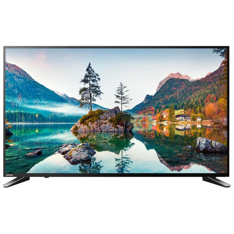 """טלוויזיה """"65 4K Toshiba טושיבה SMART 65U5850"""