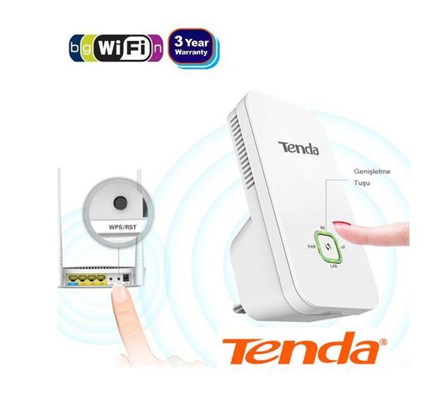מגדיל טווח אלחוטי TENDA A301