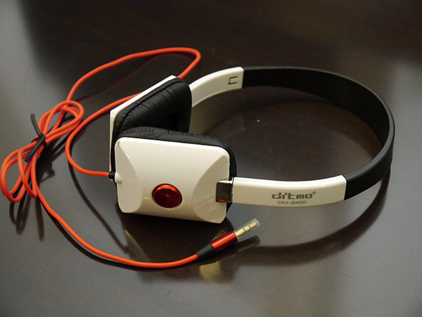 אוזניות DJ TMO DM-3400