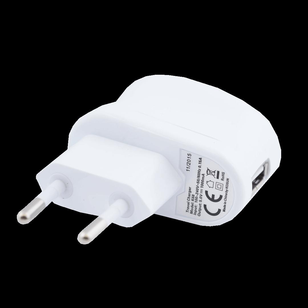 מטען USB ביתי – 2.1Amper