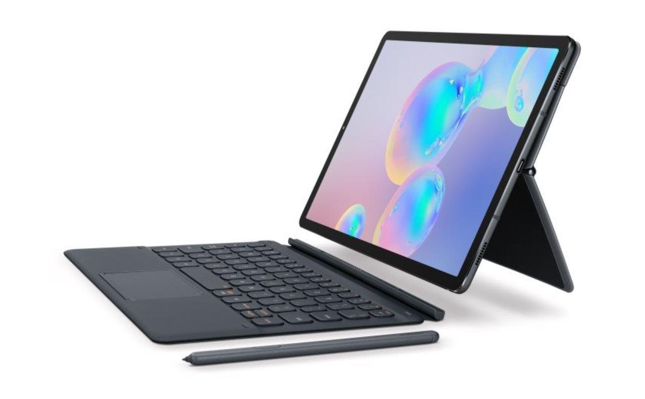 טאבלט Samsung Galaxy Tab S6 10.5 SM-T865 128GB 6GB RAM LTE With S-Pen סמסונג