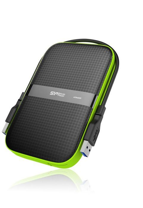 כונן קשיח SILICON POWER PORTABLE HD ARMOR A30 500G